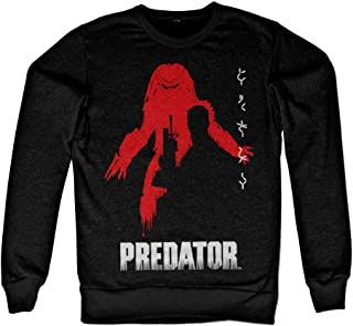 The Predator Officially Licensed Poster Sweatshirt (Black)