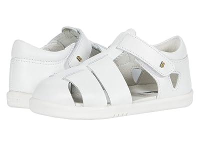 Bobux Kids I-Walk Tidal (Toddler) (White) Kids Shoes