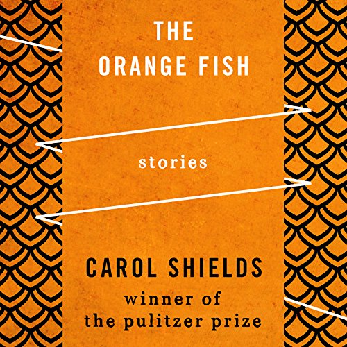 The Orange Fish audiobook cover art