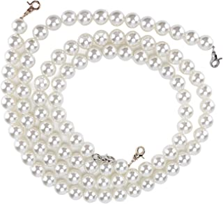 Bag Chain, Purse Chain Exquisite Shiny Long Service Life for Bags Accessories for Mobile Phones Decorations(1m)
