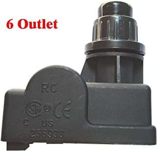 OREAD 6 Outlet Gas Grill Ignitor,Electronic Spark Generator,BBQ Igniter Replacement for Cuisinart,Charbroil,Outdoor Gourmet,Jenn-Air,Kenmore,Nexgrill,Kitchen Aid,Master Cook,Master Forge,Members Mark