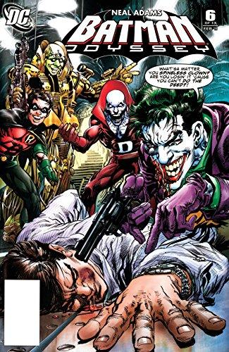Batman: Odyssey (2010-2011) #6 (Batman: Odyssey (2011-2012)) (English Edition)
