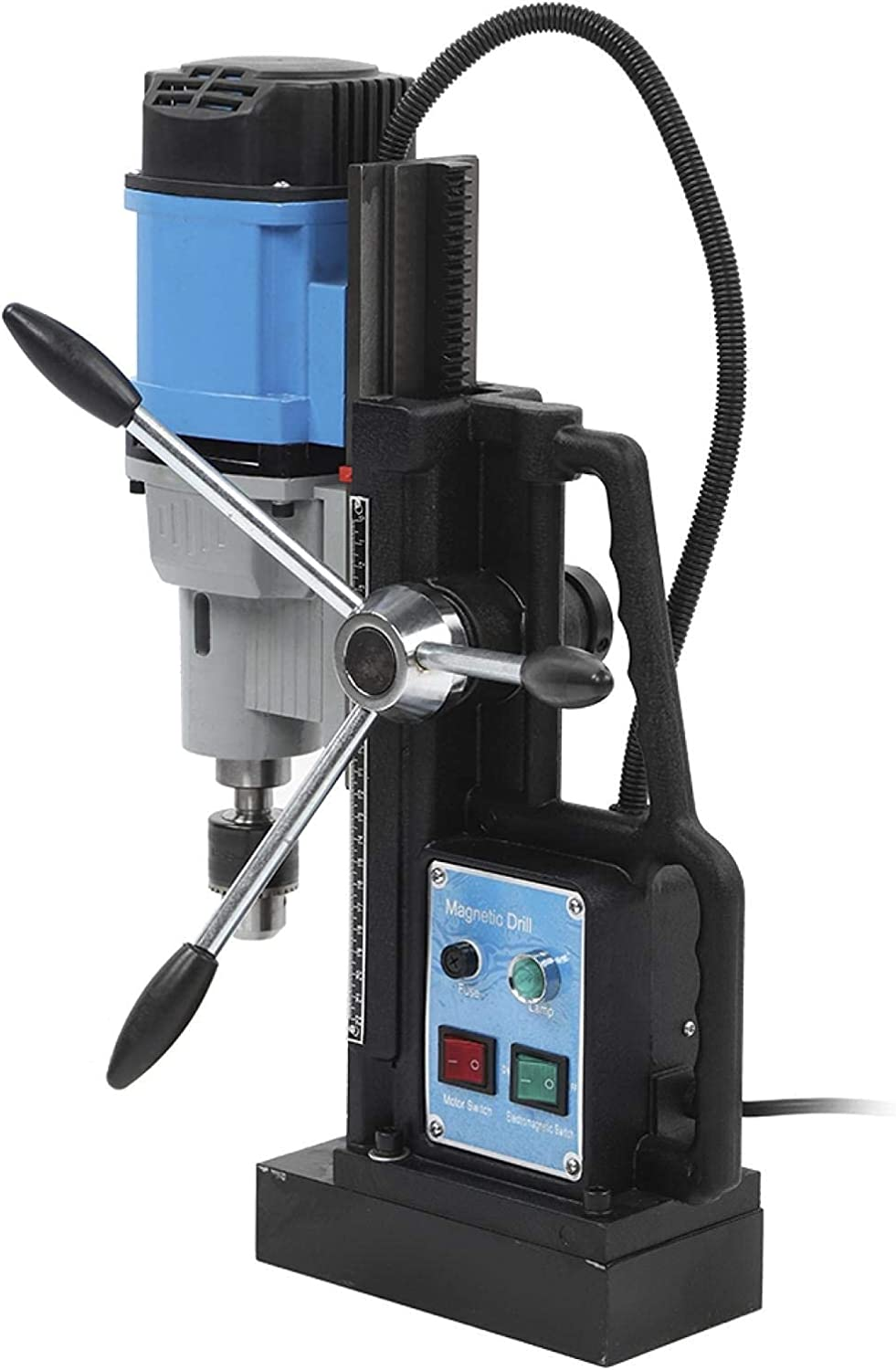 1 year warranty Magnetic Drill J1C-23S 1800W Switchable British Reaming Easy-to-use Flag MT2