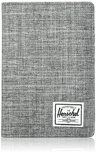 Herschel Raynor RFID, Raven Crosshatch, One Size