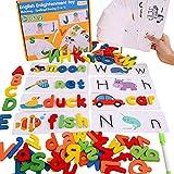 Juegos de ortografía Alfabeto Rompecabezas Juguetes Juegos de letras a juego,...