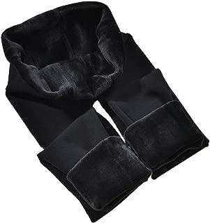 Women's Winter Warm Fleece Lined Leggings - Thick Velvet...