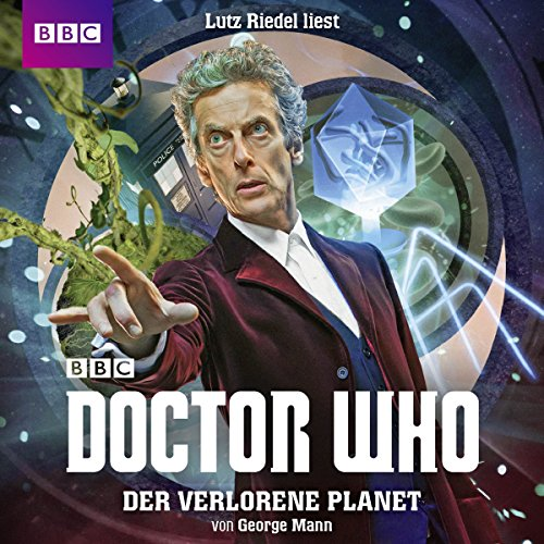 Der verlorene Planet audiobook cover art