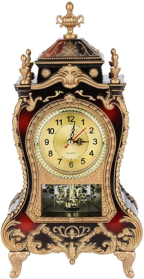 Vintage Clock Style Plastic Antique Hot Special price for a limited time Table Mail order Home