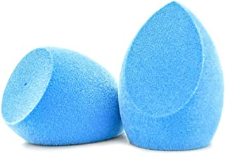 Make Up Sponge Microfiber Make Up Blender for Flawless Foundation, Powder, Liquid and Cream, Dual Layer Structure
