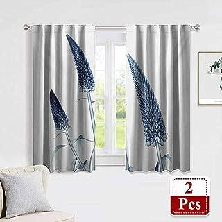 gooseneck curtain rod