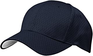 Youth Pro-Style Mesh Baseball Caps in 10 Colors