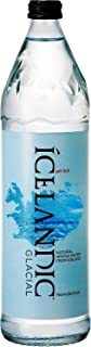 Icelandic Glacial Still (Non-Sparkling) Natural Spring Mineral Water, 25 fl oz (12 Glass Bottles)