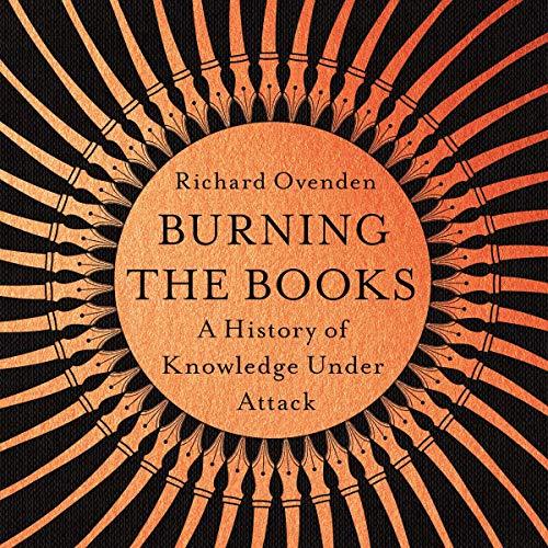 Burning the Books Titelbild