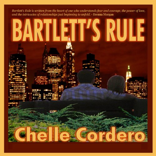 Bartlett's Rule audiobook cover art
