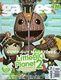 Games TM UK #102 ATSUSHI INABA INTERVIEW Previewed Batman: Arkham City LITTLE BIG PLANET 2: THE FULL POTENTIAL OF SONY'S MIND-BLOWING SEQUEL REVEALED