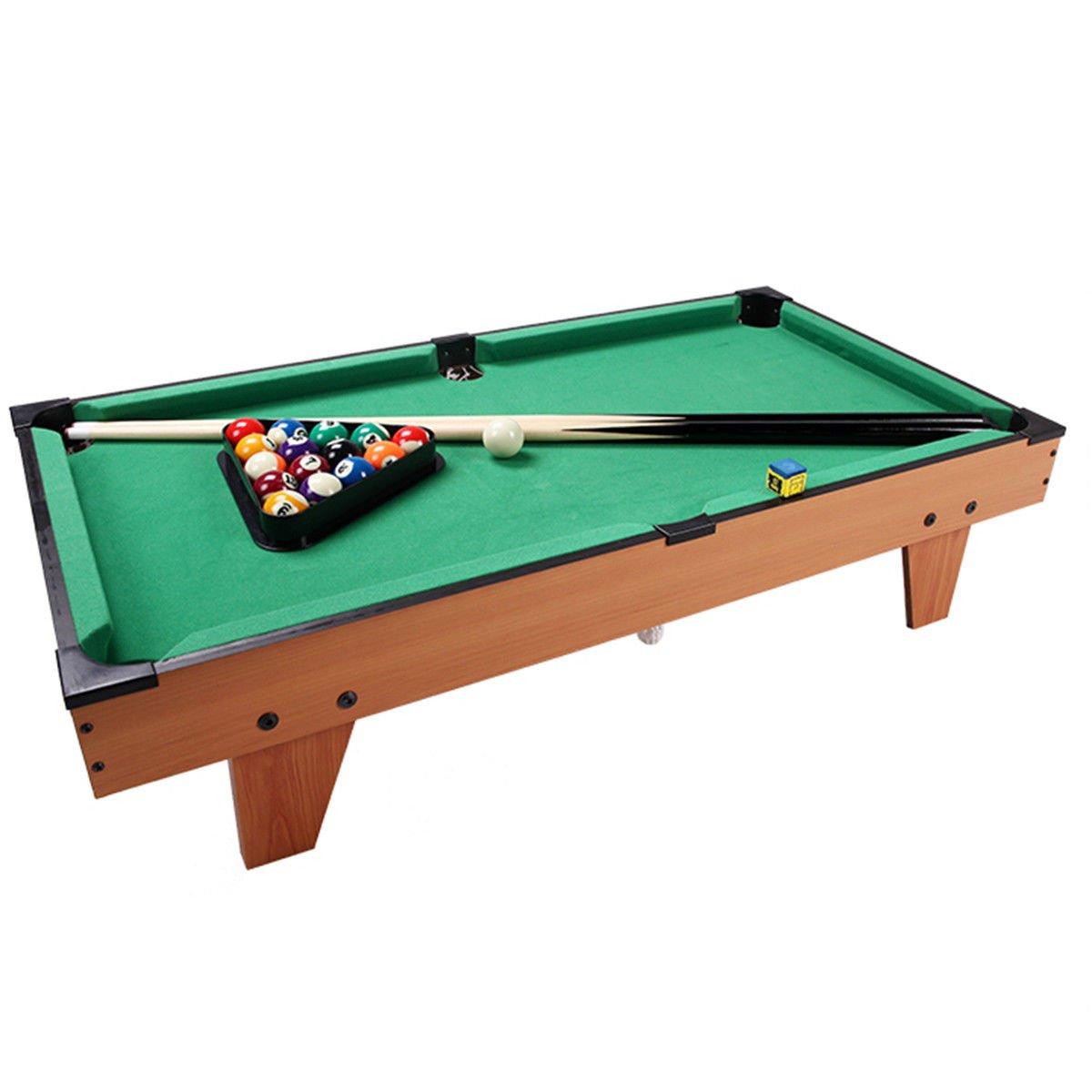 Juego de mesa de juego 3 en 1 de 91,44 cm con hockey de aire con ...