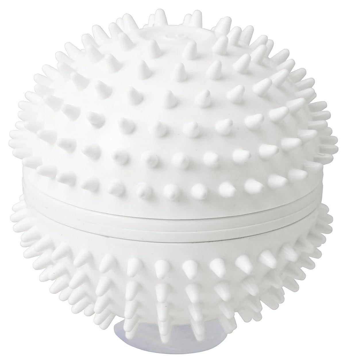 頂点根拠ランチラドンナ CUTENSIL 振動リラクゼーション リラクボール CU17-RB ホワイト