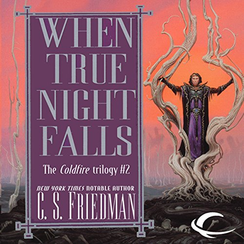 When True Night Falls audiobook cover art