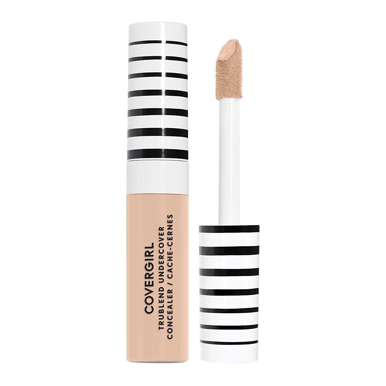 COVERGIRL 25% OFF TruBlend Undercover Concealer Pack Ivory Classic store of