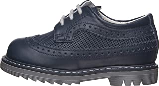 NeroGiardini E023850M Zapatos De Cordones Kids Niño De Piel