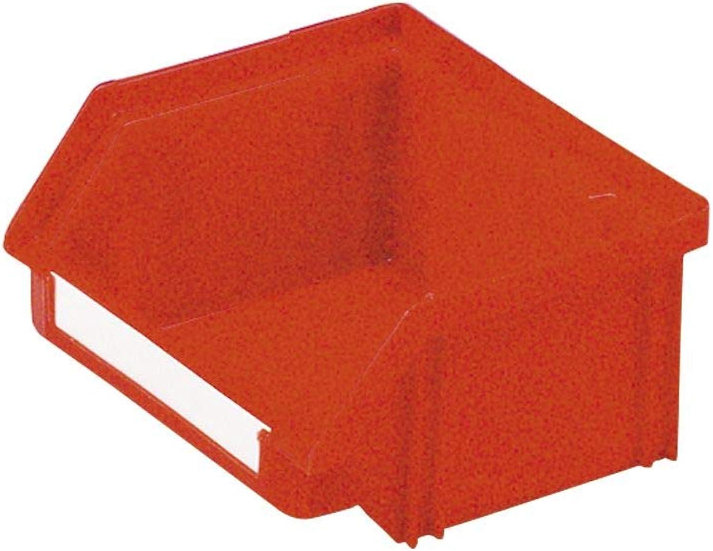 OPV 91351 Sichtlagerkasten Top-Fix TF6 PE rot 92 x 95 95 95 x 50 mm B07JBBHD1W   Fein Verarbeitet  450276
