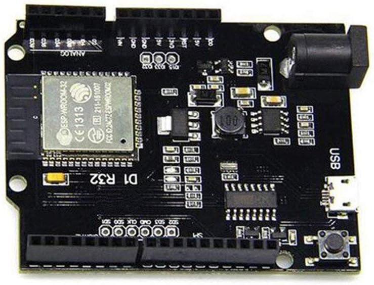 HiLetgo UNO R3 D1 R32 ESP32 CH340G Ranking TOP3 Max 85% OFF WiFi+Bluetooth+UNO ESP-32 Dev
