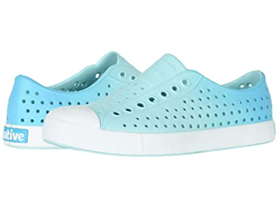 Native Shoes Jefferson Ombre (Piedmont Blue/Shell White/Hamachi Ombre) Athletic Shoes