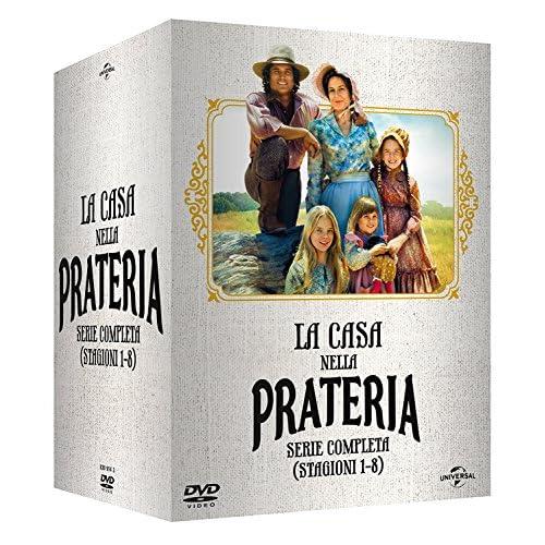 La Casa nella Prateria - Ultimate Collection (Stagioni 1-8) (48 DVD)