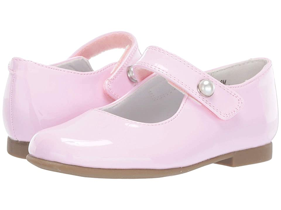 Rachel Kids Lil Claire (Toddler) (Pink Patent) Girl