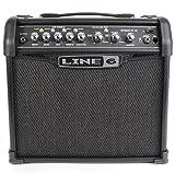 Line 6 Spider IV 15 - Amplificador para guitarra (15W, 8, CD/MP3), color negro
