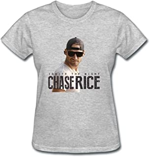 Women's Chase Rice Custom Cool Tee Shirts
