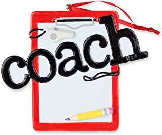 Best coach ornaments christmas Reviews