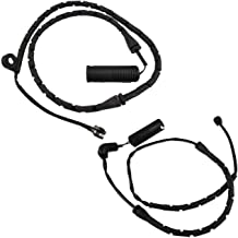Bapmic 34351165579 Front + 34351165580 Rear Brake Pad Wear Sensors for BMW E53 X5 2000-2006