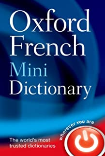 Oxford French Mini Dictionary (Multilingual Edition)