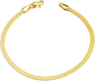 Best bracelets 18k gold Reviews