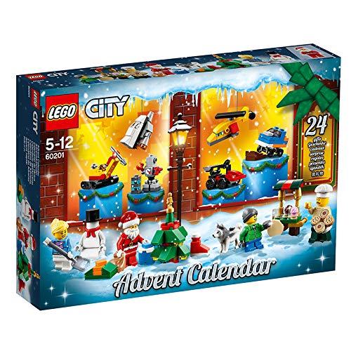 Lego City Advent Calendar 2018 (60201) - Amazon