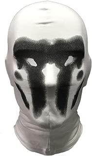 Mask Watchman Rorschach Headgear Mask Cosplay Digital Print Novelty Headgear