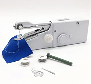 Mini Portable Sewing Machine Professional Handheld - Convenient and Fast Stitching Tools - Suitable for Home or Travel use
