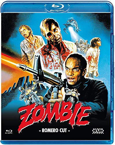 Zombie - Dawn of the Dead - US / Romero Cut (Uncut Edition mit Wendecover)