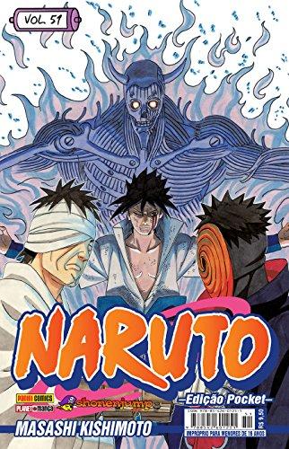 Naruto Pocket - Volume 51