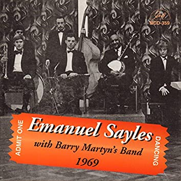Emanuel Sayles with Barry Martyn's Band 1969