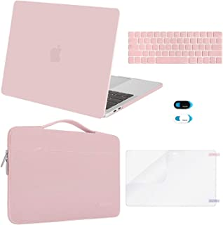 A1706 MacBook Pro Case Cartoon Cat with Red Gifts Box Plastic Hard Shell Compatible Mac Air 11 Pro 13 15 Laptop Case Mac Protection for MacBook 2016-2019 Version