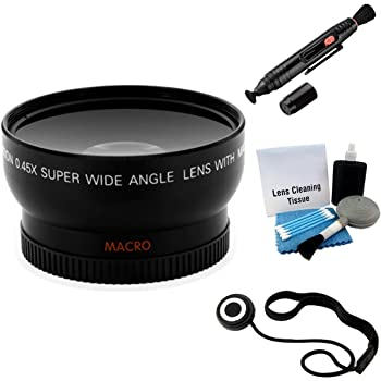 D600 D70 Cap Keeper D300s D700 Lens Pen Cleaner D810 Digital SLRs D7000 Includes 2x Telephoto High Definition Lens 52mm Digital Pro Telephoto Lens Bundle for the Nikon D3100 UltraPro Deluxe Cleaning Kit D80 D800