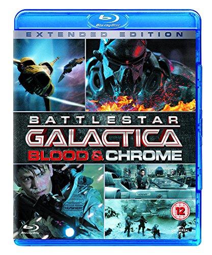 Battlestar Galactica- Blood & Chrome [Edizione: Regno Unito] [Edizione: Regno Unito]