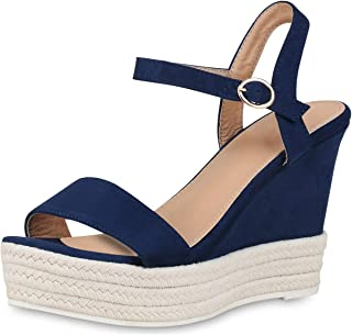 88c3a8007cb Amazon.es: sandalias tacon - 40 / Sandalias de vestir / Zapatos para ...