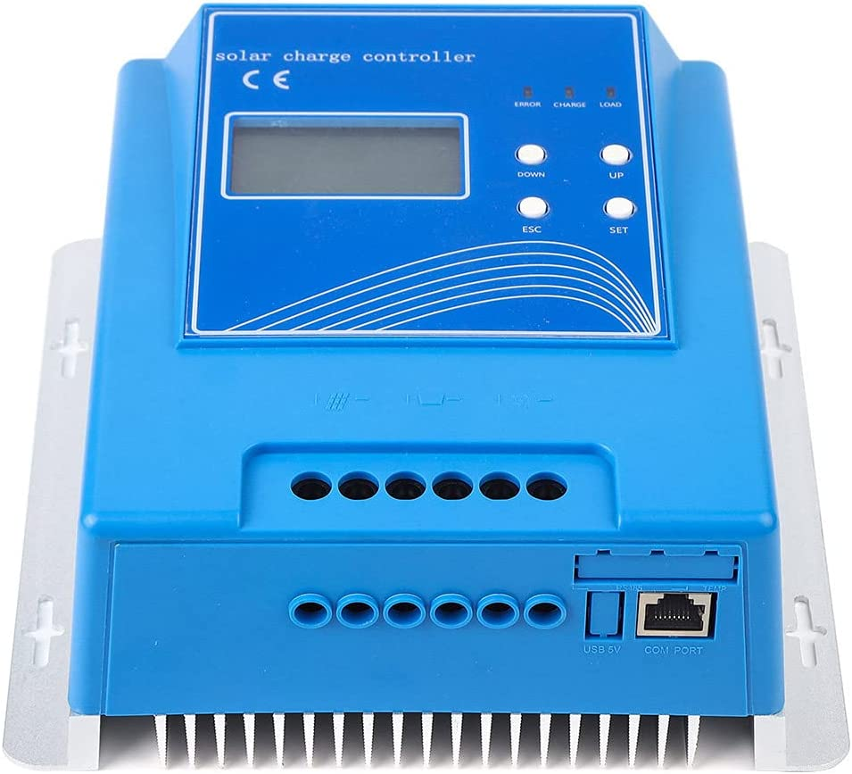 YYQTGG Solar Charge Controller Plastic Made Ranking TOP2 Noise 19.318.58cm R Popular popular