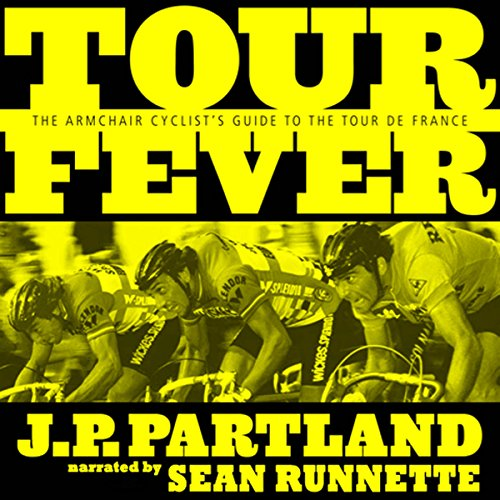 Tour Fever audiobook cover art
