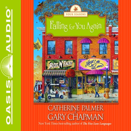Falling for You Again audiobook cover art