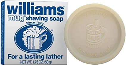 Williams Mug Shaving Soap Regular 1.75 oz (Pack of 4)