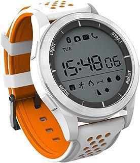 GXSLKWL Wrist Heart Rate Monitor, Digital Watch, Best Heart Rate Monitor, IP68 Waterproof Smart Wristband Camera GPS 3G Wi...